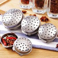 Seasoning Box Stainless Steel Soup Ball Kitchen Gadget Home Kitchen Din HjJCAU