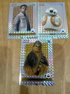 TOPPS STAR WARS THE RISE OF SKYWALKER LIMITED EDITIONS CARDS Buy 3 get 1 Free!