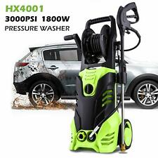 3000PSI 1.8GPM Electric Pressure Washer High Power Water Cleaner Washing Machine