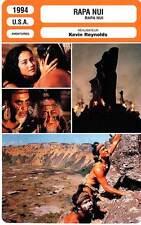 FICHE CINEMA : RAPA NUI - Scott Lee,Morales,Reynolds 1994