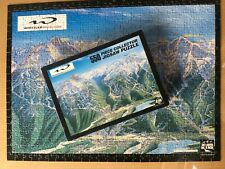 Whistler Blackcomb 550 pieces jigsaw puzzle collector ski area canada trail map