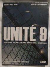 Unité 9 - Saison 2 : Version francaise (DVD - 2014) 6-DVD set NEW