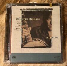 Bela Fleck Bluegrass Sessions Rare 5.1 Surround Sound DVD Audio Sealed Nice!