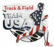 USA Olympic Track & Field Team NOC Sports Pin-On-Pin