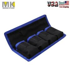 Meking DSLR Battery Case Holder Storage Bag for LP-E6/LP-E8/NP-FW50/EN-EL14/EN-E