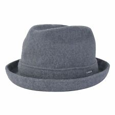 New Kangol Wool Player Hat - Colour Dk Flannel gray  - M - L - XL