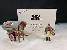 Department 56 Heritage Village Town Tinker - Set of 2 #5646-4