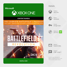 Battlefield 1 Revolution Incl. 1943 (Xbox One) - Digital Code [GLOBAL, INSTANT]