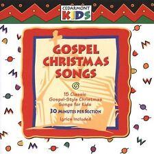 New: Cedarmont Kids: Gospel Christmas Songs  Audio CD