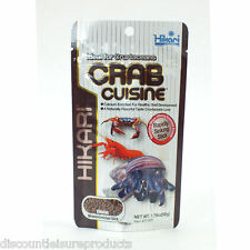 Hikari Crab Cuisine Lobster Crawfish Hermit Food 50g Bag