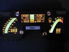 1989 Corvette digital dash instrument cluster Rebuilt 85 86 87 88 1989 L@@K TPI