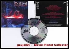 "MEAT LOAF ""Hits out of Hell"" (CD) 1984"