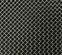 """Top Quality Stainless Steel Grille Grill Mesh 16"""" x 5"""""""