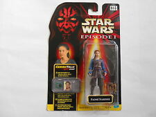 "STAR WARS HASBRO FIGURINE "" PADME NABERRIE ""  EPISODE 1   MINT IN BOX"