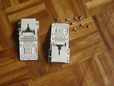HP OfficeJet Pro L7580 Lot Set Pair of ADF Hinges Assembly with Screws 8187-6003