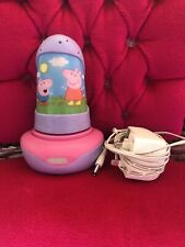 Peppa Pig Go Glow Night Light and Torch