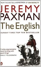 The English: A Portrait of a People,Jeremy Paxman- 9780141032955