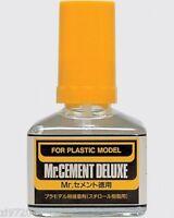 MR HOBBY Gunze MC127 Cement Glue Deluxe 40ml MODEL KIT SUPPLY TOOL NEW