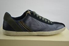ENERGIE Rome Chaussures de tennis chaussure bleu blue Used Look gr. 42