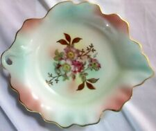 "House Of Goebel Beautiful Decorative China Plate, West Germany, 7"" x 5.75""W"