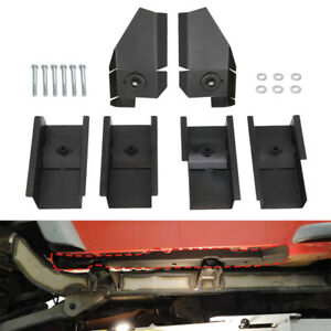 Full Tub Body Mount Repair Kit Fit for Jeep Wrangler TJ 1997-2006