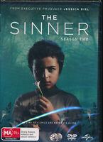 The Sinner Season 2 Two DVD NEW Region 4