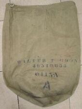 Laundry Bag US WW2 Nominatif