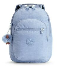 Kipling CLAS SEOUL S Backpack with Tablet Compartment - Timid Blue C