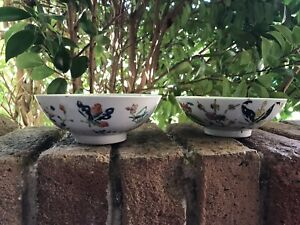 chinese antique Porcelain bowls