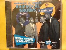 JUBILEE  /. JOSIE.  R. n. B.   VOCAL. GROUPS.   VOLUME. ONE.