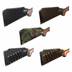 Beartooth comb raising kit 2.0 - rifle + shotgun neoprene stock guard + inserts