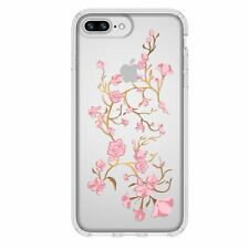 Lot of 100 Speck Presidio Case iPhone 8 7 6S 6 Plus Goldenblossoms Pink Clear