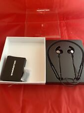 Monster iSport Wireless Bluetooth Headphones IPX5 Waterproof In Ear Headset