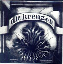 """""""7""""-Die Kreuzen-Gone Away/Different Ways~PUNK~HARDCORE~89 WHITE VINYL"""