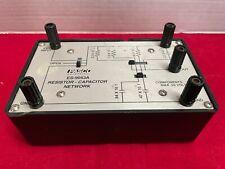 Pasco Es 9053a Resistor Capacitor Network Vocational Education Electrical Hvac