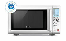 New Breville Quick Touch Intuitive Compact Microwave Oven BMO625