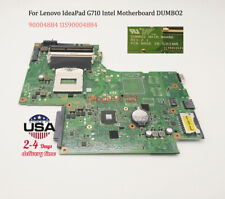 Lenovo G710 laptop motherboard 90004373 w GT720 2G Intel CPU 100/% tested OK
