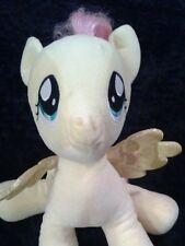 "Build a Bear My Little Pony Fluttershy plush Pegasus 15"" stuffed animal yellow"
