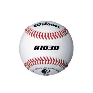 "Wilson A1030 Baseball 9"" (6-Pack)"