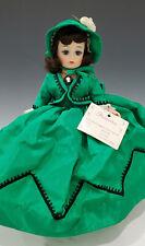 Vintage  BK  Madame Alexander  Scarlett  Cissette    Portrette  Mint w Box