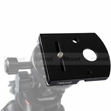 85x65mm Quick Release Plate for Tripod Ball Head & Mamiya 645 RB67 series Camera