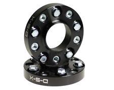 25mm Wheel Adapters Set 5x100 to 5x112 for VW GTi GOLF JETTA MK4 VW 57.1 + BOLTS