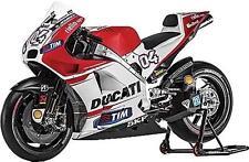 Ducati Moto GP 2015 Andrea Dovisioso 1:12 Licensed Diecast Replica Motorcycle
