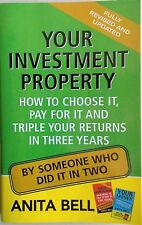 YOUR INVESTMENT PROPERTY Anita Bell - REVISED 2008 - AS NEW - Australian - Book