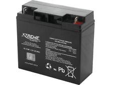Xtreme 12v 20ah Gel de Batterie Motos Quad Jouets Bateaux caravanes