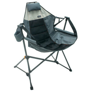Hammock Chair Outdoor Portable Rio Swinging Seat Camping Sports Polyester Fabric