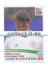 Panini Frauen WM World Cup 2015  - Sticker 315 - Osinachi Ohale