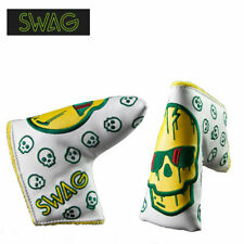 SWAG GOLF Augusta dripping skull putter cover limited model