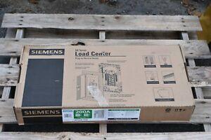 Siemens SN3048L1200 Main Lug Load Center 200 Amp Enclosure