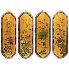 Decorative Wall Plaques ceramic oval home décor wall plaques | ebay